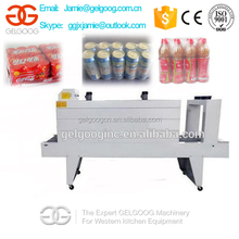 Good Price PE Film Plastic Bottle Shrink Packing Machine