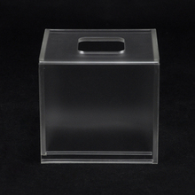 2018 Acrylic Ring Rolls Jewelry Kits Storage Box