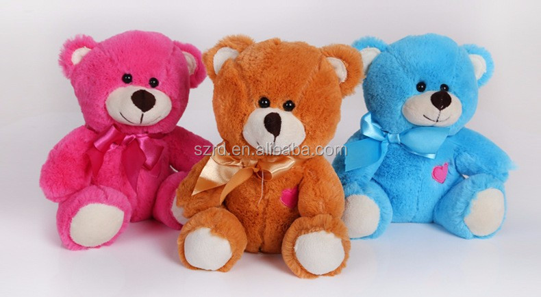 Colorful for plush toy and doll/stuffed plush hot animal toys/pp cotton plush soft toy