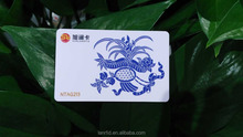 high quality color printing restaurant VIP card