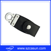 Wholesale Thumb Drive Leather USB Flash Drives