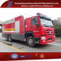 Wholesale High Quality Diesel 10t Brand New Liquid Supply Foam Fire Truck