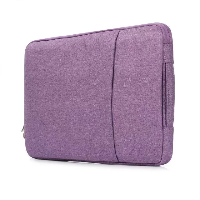 New brand 2017 neoprene laptop bag purple With Promotional Price
