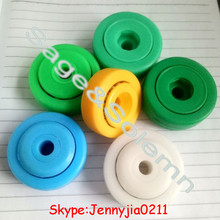 Plastic Bearing Wheel for Poultry Overhead Trolley