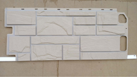 Brick wall siding plastic panels Faux wall stone panel wall decorative panel