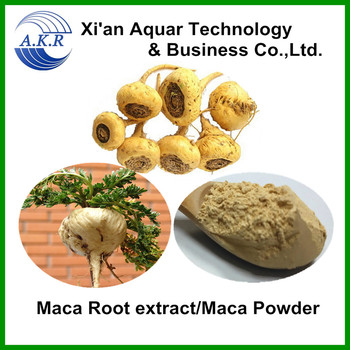 100% Red Macamide 10%-40% Maca Root Powder