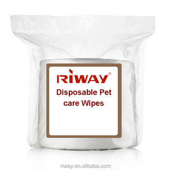 Disposable Pet care Wipes