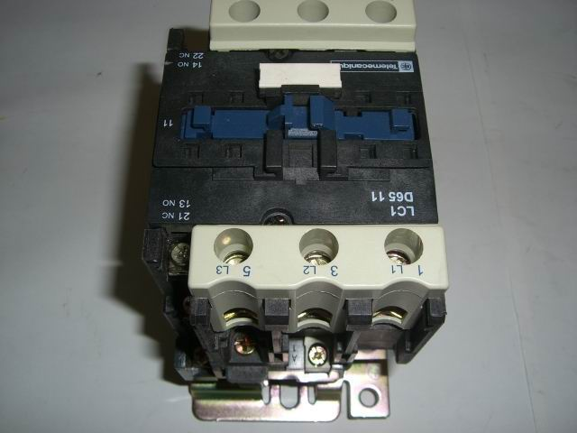 AC schneider contactor lc1-d80 and contactor siemens for tower crnae mechine