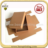 Folding Craft Paper Box With Low