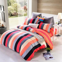 ToBest Wholesale Egyption cotton fabric jacquard bedding set / bed sheets / hotel linen BS429