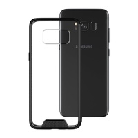 China manufacturer TPU+Acrylic shock proof phone case cover shell with free sample for Samsung S8