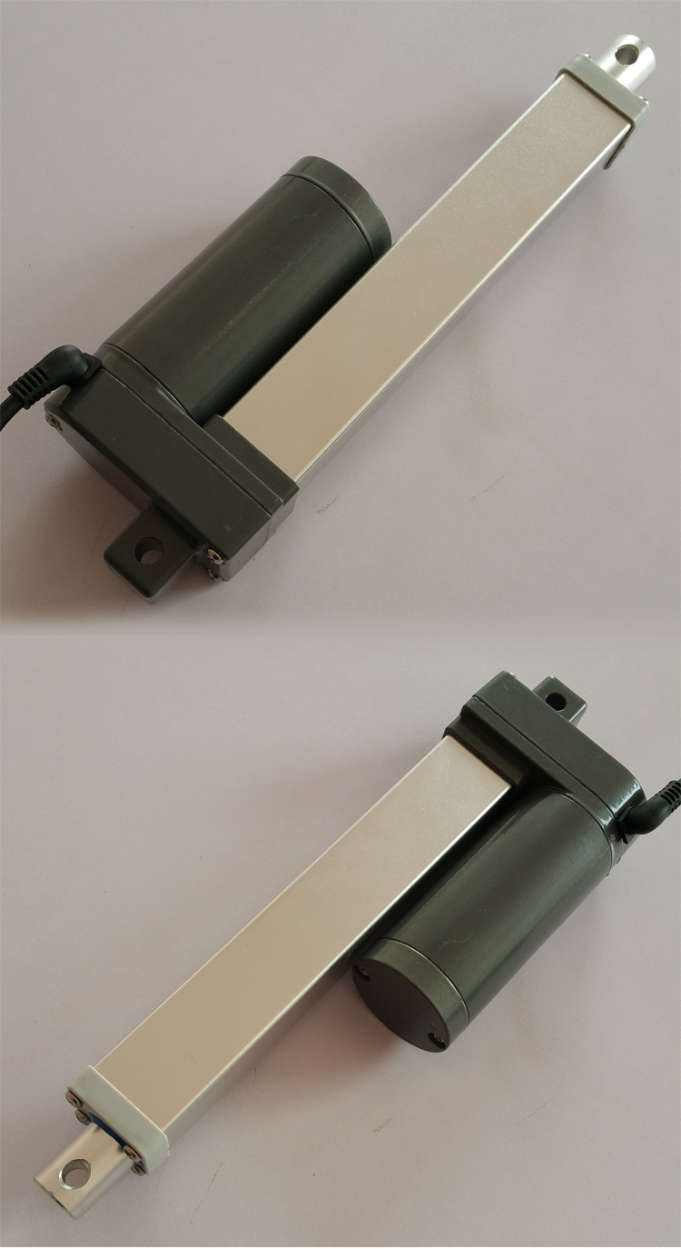 High load miniature linear actuator