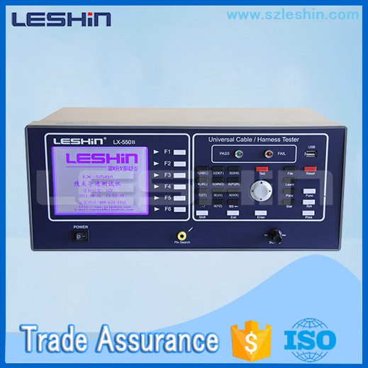 High Voltage Tester For Cable : High low voltage universal usb cable tester machine