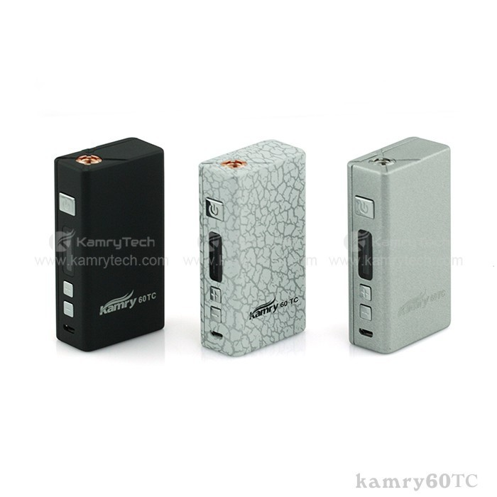 2015 Best electronic cigarette create healthy life temp control Kamry 60w box mod ecig