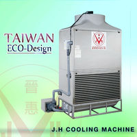 [Taiwan JH] Closed Circuit Water Cooled Cooling Tower