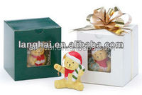 Fast supplier hard paper gift box
