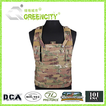 Military Molle Tactical Vest Front Panel Plate Carrier
