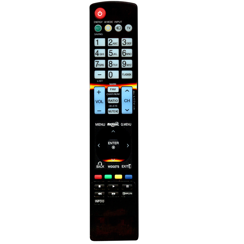 Cheap factory wholesale for LG AKB72914207 satellite receiver universal remote control