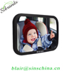 Acrylic Baby Safety Back Seat Mirror