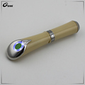 New products 2017 handheld jade ion relaxing vibrating eye massager with photon light therapy