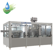 Small Business PET Bottle Water Filling Machine / Pure Water Filler Machine
