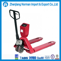 FPS-C2 pallet truck scale with good price