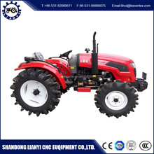 Chinese Low Price 35HP 4WD LY354 Tractors for Sale in Tanzania