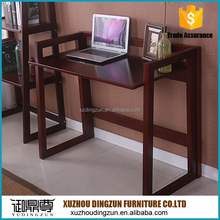 solid wood folding dedk design for malaysia, folding computer desk or folding computer table for wholesale