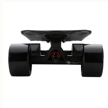 2018 fashion OEM electric longboard with skateboard hub motor