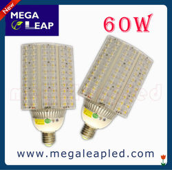 garden lighting new design high lumen 60pcs led street light 60w 3 years warranty