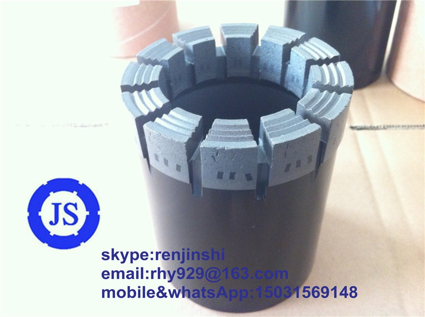 Diamond Reaming Shell for protect hole