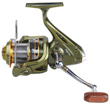 Best Fishing Reels 10BB Ball Bearings Left Right Hand Handle Fishing Reel