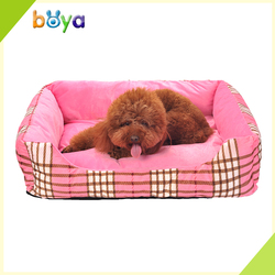 High quality durable using various soft warm pet dog beds