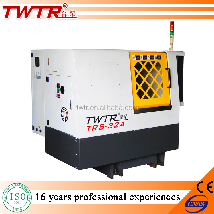 3 Axis Single Shaft Automatic Turning CNC Lathes For Machine Tool