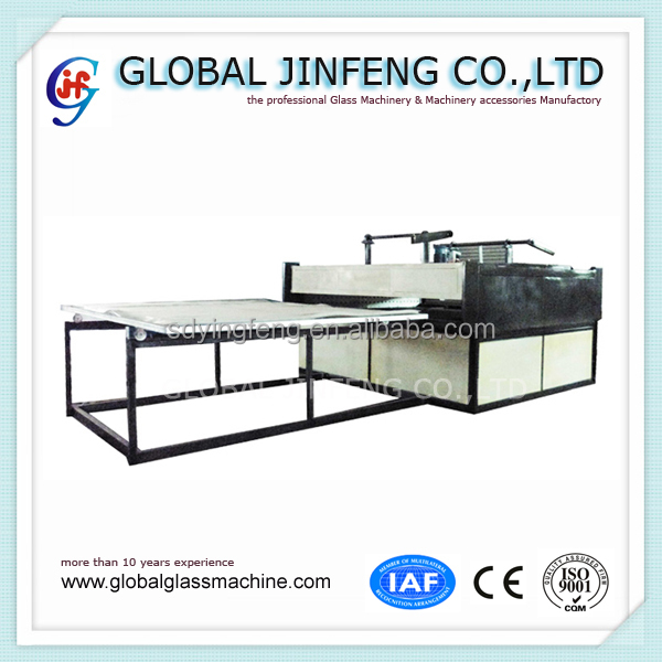 JFST-LEP EVA glass laminating machinery used big size with CE