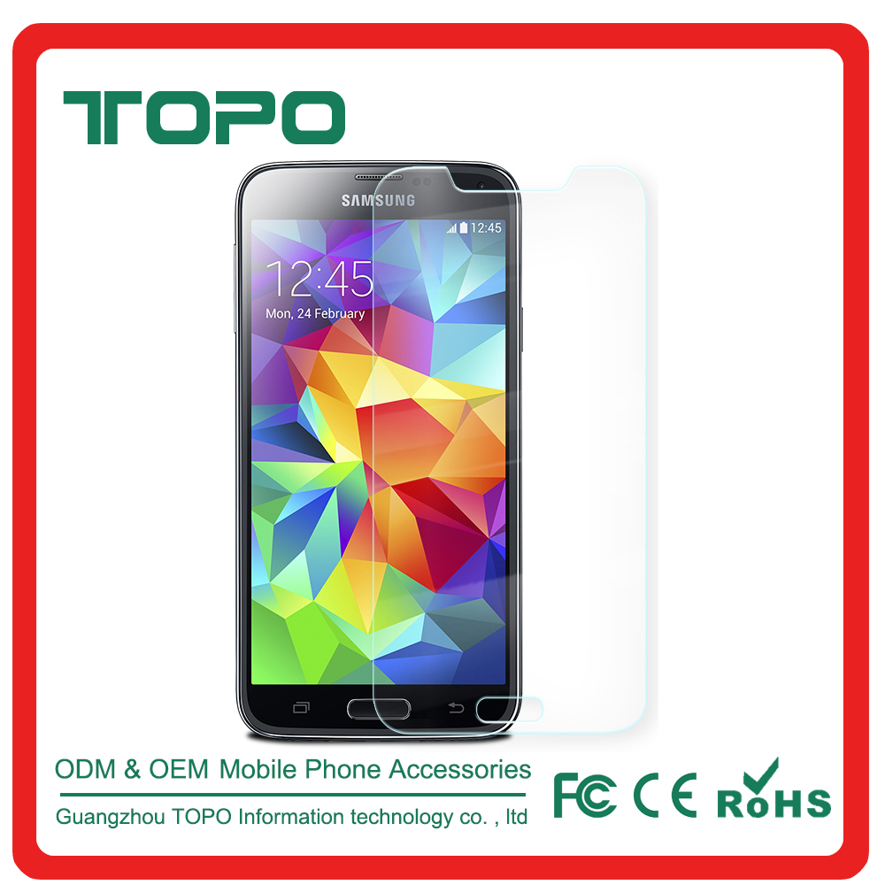 Arc edge Tempered Glass Screen Protector Film prevent scratches HD clear gold tempered glass For Samsung galaxy note3