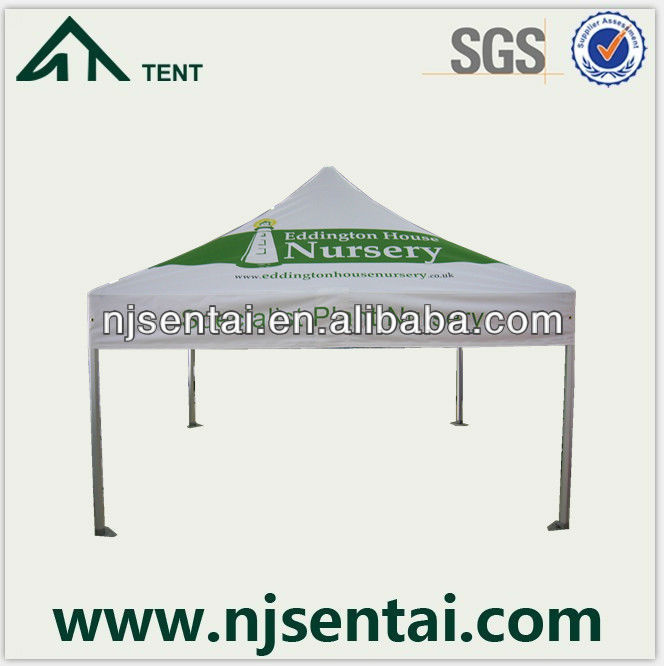 4X4M 2013 Hot Sale Folding Car Canopy/Folding Table for Tent/Square Camping Tents