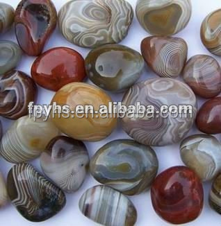 high quality beautiful natural agate stone for sale
