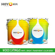 Double Component Paint Polyurethane Wood Table Waterproofing Coating