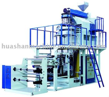 PP High Speed High Production Film Blowing Machine