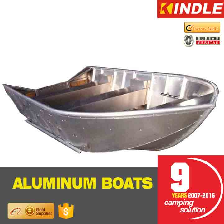13ft Welded Small Aluminum Boat for Fishing