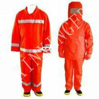 long Stapled cotton fire resistant fabric flameproof canvas fabric for protective workwear garment