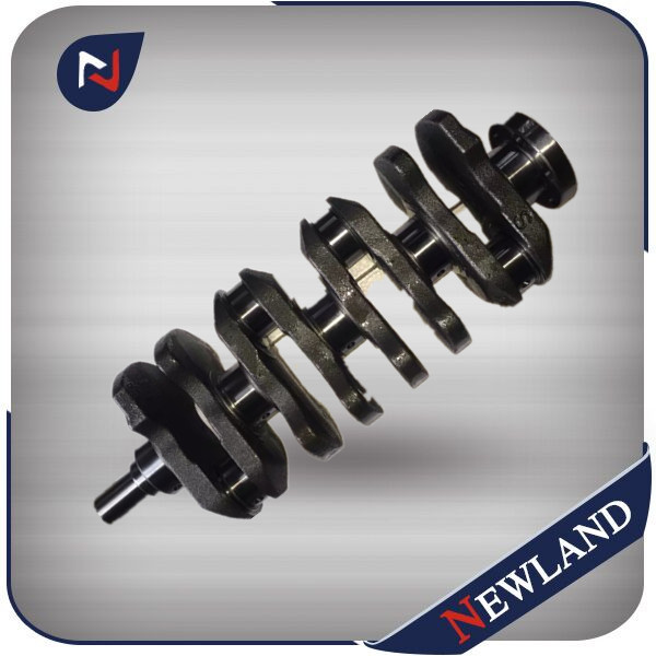 Turk Auto Part Cast Iron Crankshaft For Ben-z OM355 Engine Crankshaft OE 3550306601/3450305001