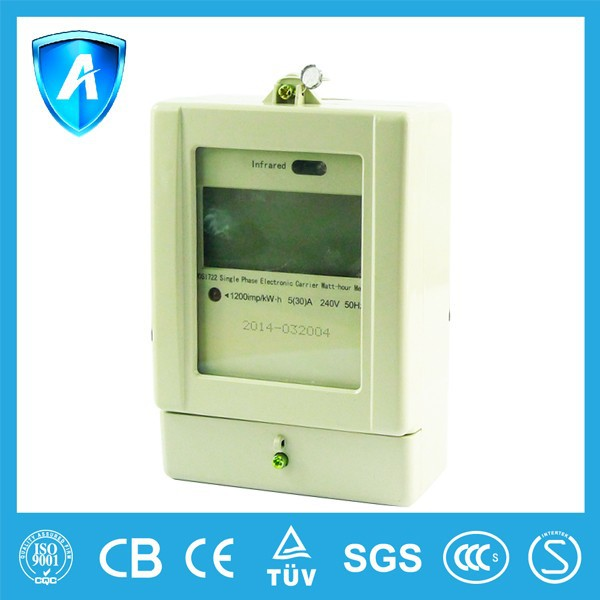 Small Power Consumption Electronic Carrier Meter