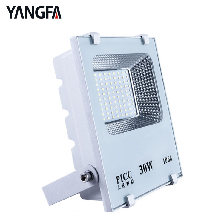 IP66 Aluminum casing outdoor 200 watt led security flood light