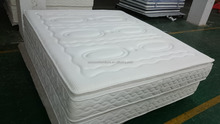 Used Hotel Sleepwell King Size Latex Top Folding Floor Mattress