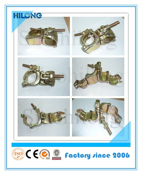steel pipe clip fixing clamp for scaffold