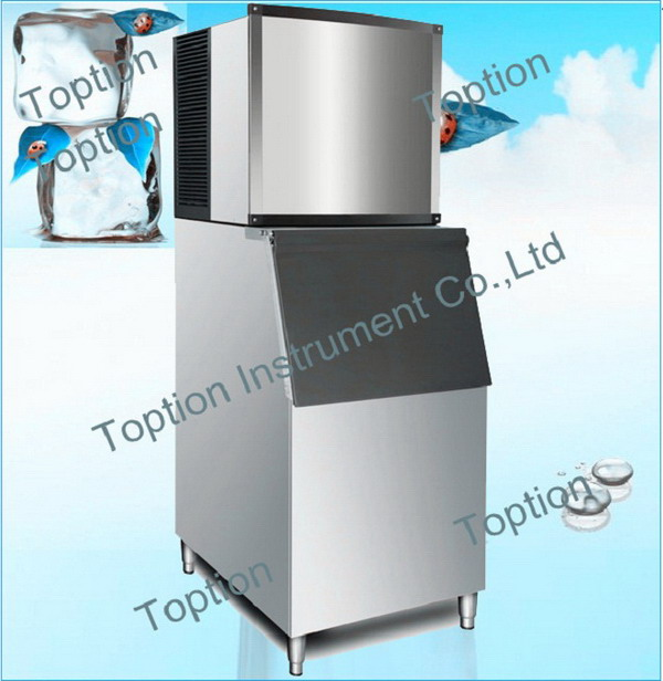 2015 innovative ce approved air cooled block ice maker