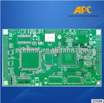 High Quality certified <strong>PCB</strong> Manufacturer------Four layer BGA borad