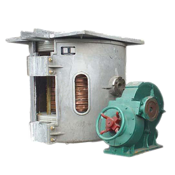 European Quality small copper scrap melting furnace/machine sale